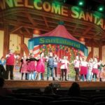 'Christmas at the Palace' takes center stage