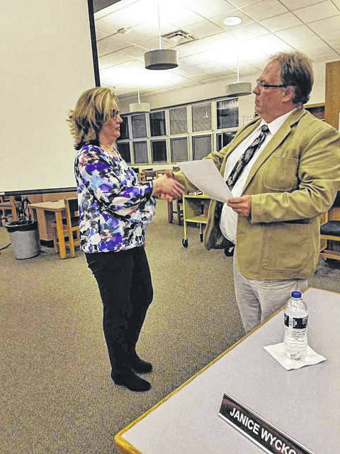 Lori McKee will remain a member of Clear Fork's school board. She and Gary McCue received the most votes in last week's election. Both are incumbents. McKee was filling the term of Jennifer Stallard.