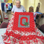 Galion women passionate about quilts .. and helping others