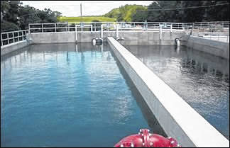 Courtesy photo A ground-breaking program is set Dec. 4 for a new regional wastewater treatment plant that will serve the Bellville and Butler areas. The new plant will replace older facilities that have fallen out of favor by the EPA and sometimes produce smells offensive to neighbors.