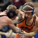 Gallery: Galion and Northmor wrestling at Northmor: Photos by Don Tudor