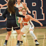 Gallery: Clear Fork at Galion girls basketball; Photos by Don Tudor