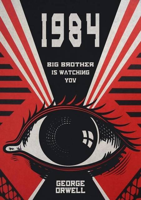 Op-Ed: Orwell's '1984' and the rise of U.S. Socialism - Galion ...