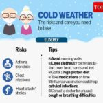 Don't forget about elderly when cold weather arrives