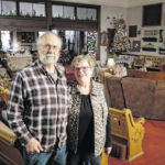 A Christmas 'chouse' in Ohio; couple couple turns sanctuary into home