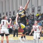 Northmor shoots down Cardington in KMAC boys basketball