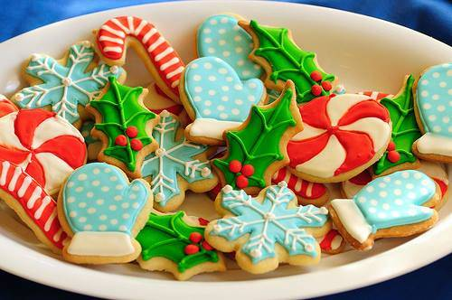 Courtesy photo Gospel Baptist Church, 5670 Ohio 19, will have its annual Christmas Cookie walk and Luncheon on Saturday, Dec. 14 from 11 a.m. to 2 p.m. in the Family Life Center at the church.