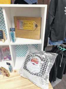 This, That & the Other; New Galion gift shop offers personalized clothing, and a lot more