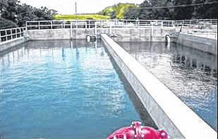 Courtesy photo A highly efficient and technologically advanced regional wastewater treatment plant will replace four treatment facilities that are currently polluting the Clear Fork.