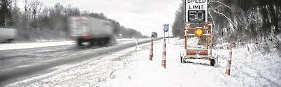 Photo courtesy Ohio.gov The best tip for Ohio drivers trying to navigate roads in the winter is to simply slow down. You're never certain of the road conditions and you never know what is around the corner.