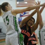 Gallery: Clear Fork girls beat Galion, 52-27. Photos by Jeff Hoffer