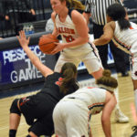 Tigers' Isaiah Alsip leads MOAC scorers; Natalie Perkins is league's top rebounder