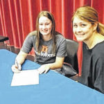 Thomas headed to Heidelberg: Galion volleyball standout plans also to study nursing at college