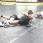 4 Tigers place at Van Buren wresting invite
