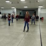 Line-dancing gets a new life at Bellville church