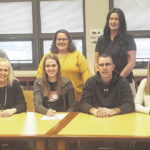 Northmor's Macy Miracle moving on to Rio Grande to play college volleyball