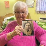 Still going strong at 101: Charlotte Geyer's life has been one adventure after another