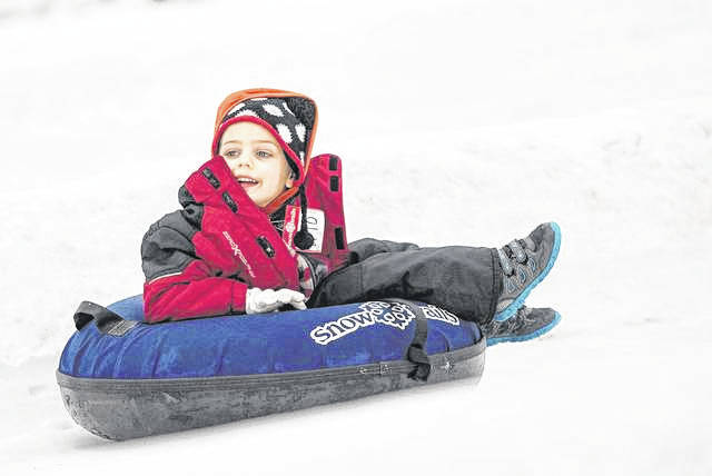 Inquirer file photo Cool weather is healthy. Take some time to get outside and play in the winter.