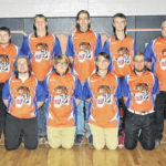 Tigers qualify for state boys bowling tournament