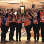 Lady Tigers are Crawford County bowling champs