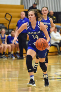 Three Eagles, one Bulldog garner first-team District 6 honors; Galion's Isaiah Alsip on second team; Natalee Perkins on honorable mention squad