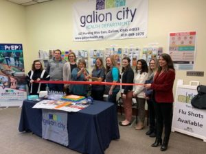 Sexual health clinic opens in Galion