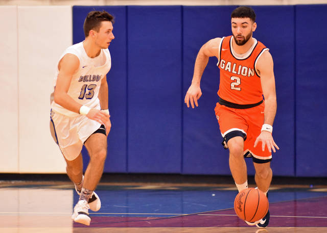 Courtesy photo Galion's Isaiah was named to the Division II second team as the Northwest District named its all-district teams