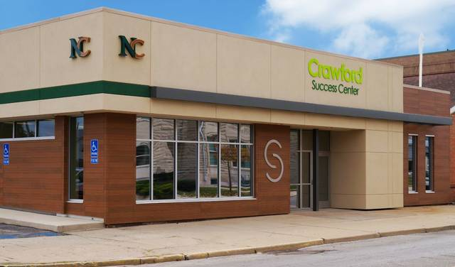 File photo The Crawford Success Center, opened in Bucyrus in 2015, is already paying dividends in tangible ways.