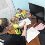 Galion-area parents taking on a new role as in-home instruction starts