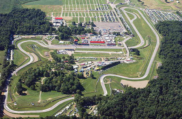 File photo The International Motor Sports Association (IMSA) and Mid-Ohio Sports Car Course can confirm the Acura Sports Car Challenge at Mid-Ohio will not take place as previously scheduled from May 1-3.
