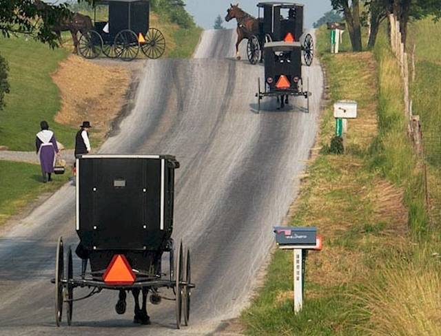 File photo Ohioans are looking beyond Memorial Day when it comes to travel this year. If, or when, COVID-19 restrictions are lessened, Ohio's Amish Country is always a popular place for tourists.