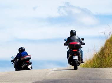 Photo courtesy aaa.com AAA is urging motorcyclists to be extra cautious this spring.