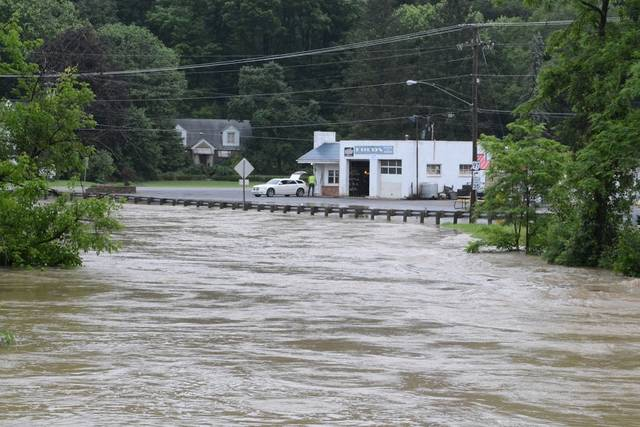 File photo | Galion InquirerIn the recent past, Bellville has been inundated many high water. It's never too early to get your affairs in order in the event of flooding.