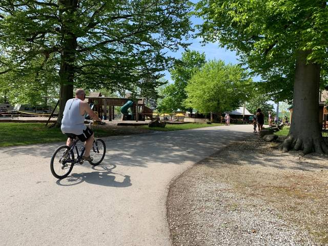 Jodi Myers | Galion Inquirer Campers were happy and business was good Memorial Day weekend in Shelby-Mansfield KOA. Jody Myers | Galion Inquirer Some campground area remain closed because of covid-19. However, campers enjoyed a long Memorial Day weekend a Shelby-Mansfield KOA