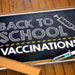 Make appointments now to be certain back-to-school shots are in order
