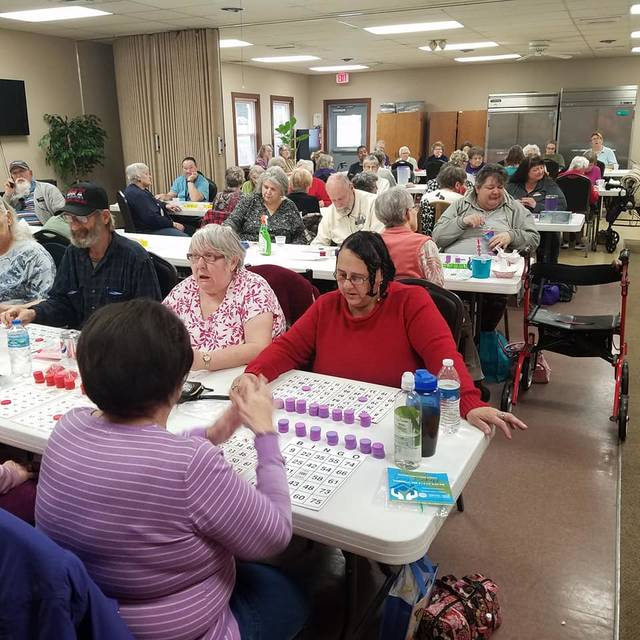 Courtesy photo Bingo has always been a popular event at the Crawford County Council on Again, but with the Spring Street center still closed, plans have been announced for a virtual bingo game on June 26.