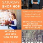 Shop-hop Saturday in Historic Uptowne Galion