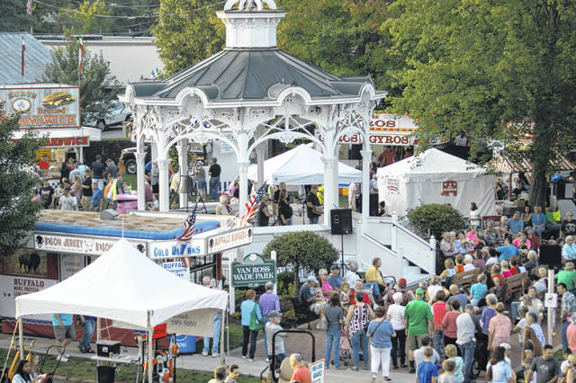 Photo courtesy Destination Mansfield The 2020 Bellville Street Fair will not look the same as previous fairs. Currently, there will not be a tractor pull, but there will be a junior fair. The set-ups for food concessions, the merchant tent, table displays, games and rides still need to be determined.