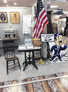 Crestline Historical Society sponsoring a 'Night at the Museum'