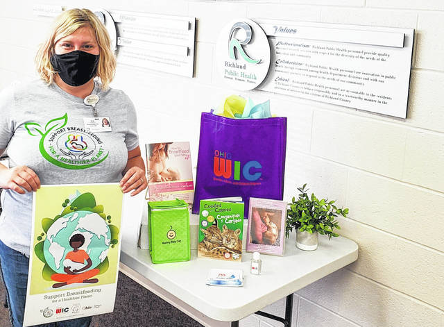 August Is Breastfeeding Awareness Month Galion Inquirer