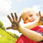 Get kids outside to learn about nature