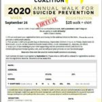 Suicide Prevention Walk on Saturday in Crawford County