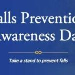 Tuesday is National Falls Prevention Awareness Day