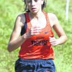 GHS freshman Raygann Campbell wins Crawford County cross country title