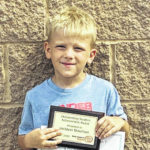Galion Primary School student, staff receive honors