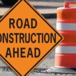 Harding Way paving project starts Monday; intermittent road closure, no-parking areas should be expected