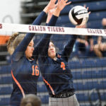 Gallery: Galion wins D-II sectional volleyball title, 3-0 over Shelby. Photos by Don Tudor