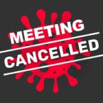Wednesday design review board meeting cancelled