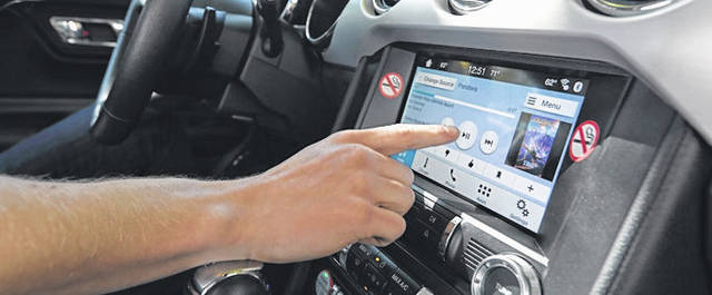 Courtesy photo This is National Distracted Driving Awareness Month. In Ohio last year there were 13,485 distracted-related crashesm which led to 41 deaths.