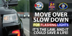 Ohio's Move Over Law being ignored